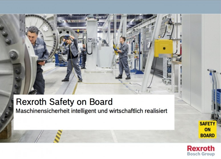 Bosch Rexroth Safety on Board 1