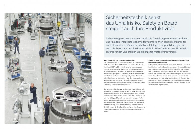 Bosch Rexroth Safety on Board 2