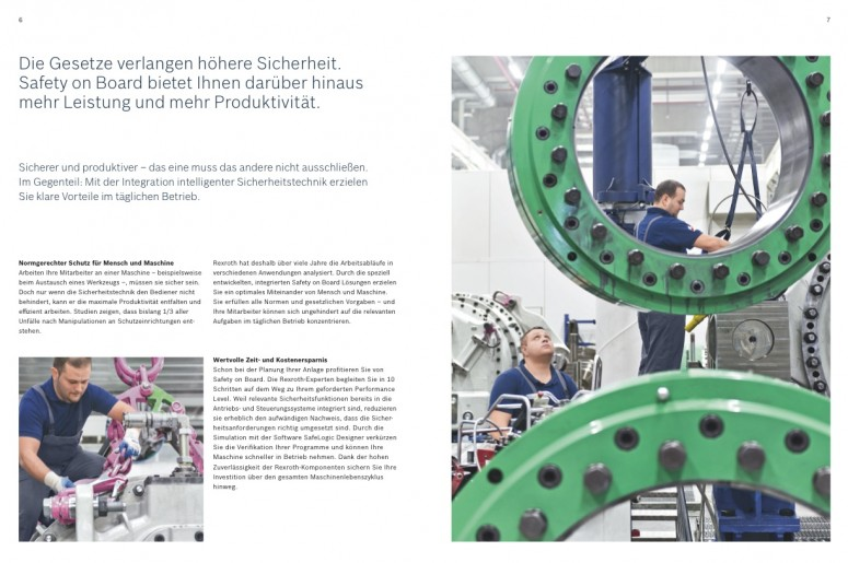 Bosch Rexroth Safety on Board 5