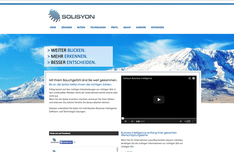 Solisyon Website Home