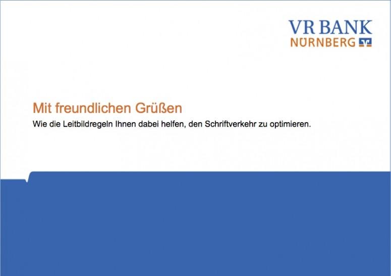 VR Bank Nürnberg Workshop 1