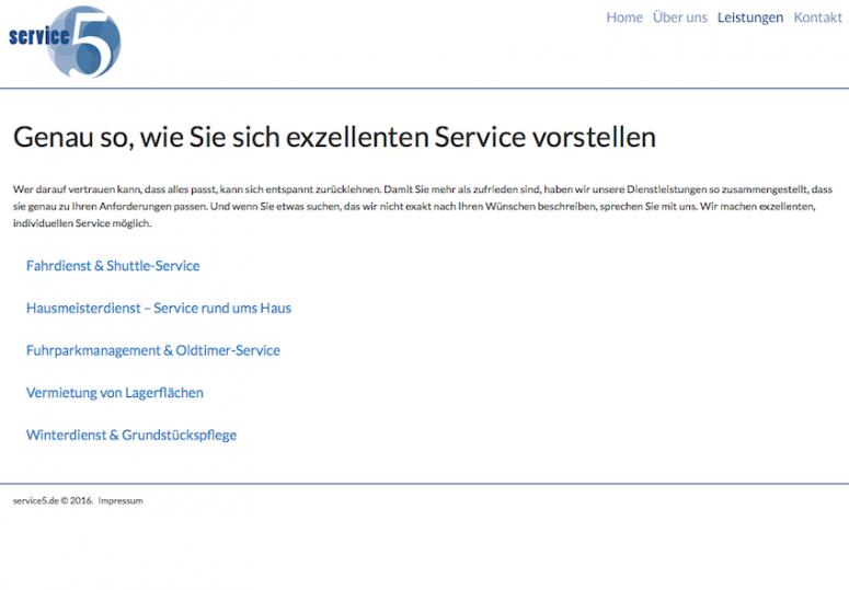 Service5 2