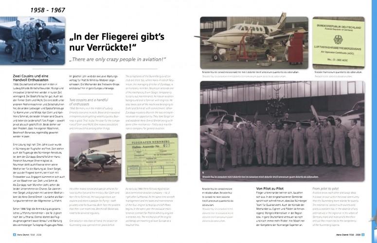 Aero-Dienst Chronik 2