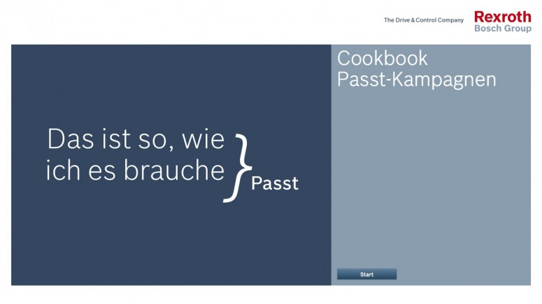 Bosch Rexroth Cookbook