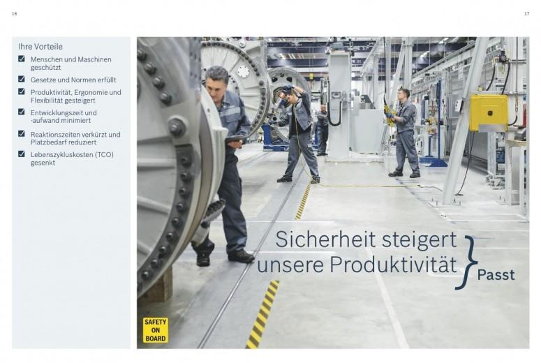 Bosch Rexroth Safety on Board 7
